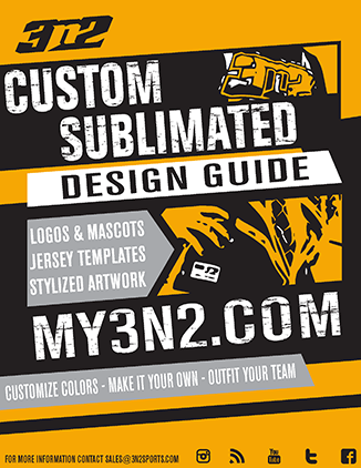 2014 Custom Sublimated Design Guide
